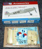 Umbausatz für Avia S-199 'Mezek' (für Revell Bf-109) in 1/32 von AML