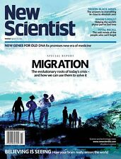Scientist Magazine 6th Aug 2016 Buy Any 6 Issues for