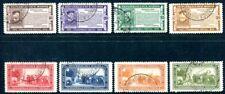 SAN MARINO 1932 184-192 gestempelt SATZ GARRIBALDI 350€(S1921