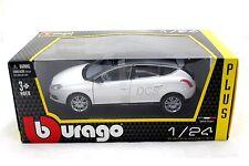Bburago LANCIA DELTA HPE WHITE 1/24 Diecast Toys Car 21068WH