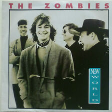 "7"" 1990 ! THE ZOMBIES : New World // VG++ \"