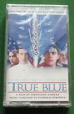 True Blue OST Stanislas Syrewicz Cassette Tape - New Sealed Mint