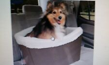 JUMBO PET (Dog & Cat) BOOSTER CAR SEAT - LET YOUR PET SECURELY CRUISE WITH YOU