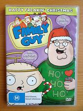 FAMILY GUY: HAPPY FREAKIN' CHRISTMAS ~ DVD ~ **FREE POST**