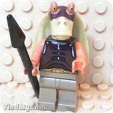 SW143 Lego Star Wars Gungan Soldier Minifigure 7929 NEW