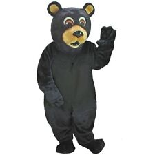 Black Bear Professional Quality Mascot Costume Adult Size