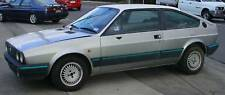 Alfa Romeo SPRINT 1500cc 1985 For SALE Rear B/Bar