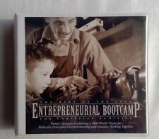 ENTREPRENEURIAL BOOTCAMP FOR CHRISTIAN FAMILIES-20 AUDIO CD'S 9781933431291