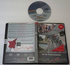 RealAxiom Col De Peyressourde Tour De France Cycling Training DVD Windows Italy