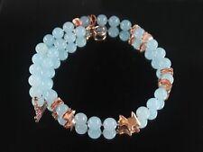 Runde Echtschmuck-Halsketten & -Anhänger mit Jade für Damen