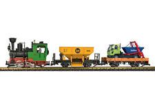MÄRKLIN L70403 Güterzug Startset mit Sound und Dampfentwickler 230V Spur G