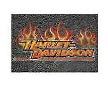 "NEW - Harley-Davidson Decorative Flag, HD Road, Estate Size 28"" X 40"", Memory Co"