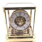 "1970's Jaeger LeCoultre Model 528 "" ATMOS "" 15 Jewels Mantel Clock WORKING J2"