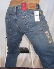 Levis Men 514 Straight Fit Jeans 32W x 36L