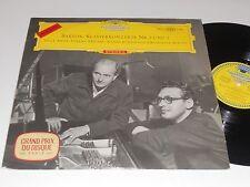 BARTOK NM Anda Fricsay Berlin Concerto No. 2 & 3 Deutsche Red Stereo 138 111 DGG