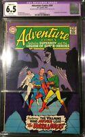Adventure Comics #361 CGC R 6.5 1st appearance of the Dominators