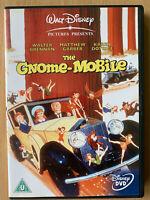 The Gnomo Mobile DVD 1967 Walt Disney Live Action Famiglia Commedia Classico