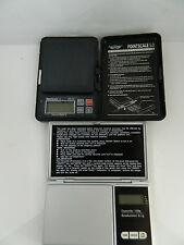 2 Accurate LCD Digital Mini Pocket Weighing Scale For Jewlery Backlight