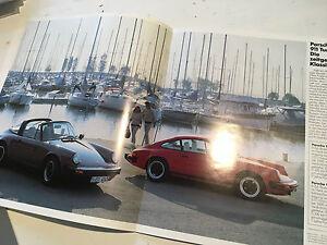 Porsche Prospekt 924 944 911SC 911Turbo 928S deutsch '83 07/82 VSAW7.82 #VSchub1