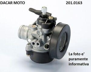 201.0163 POLINI Carburetor Dellorto Phva 14 Left Or