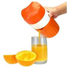 Hand Press Orange Juicer Manual Fruit Juice Machine Citrus Lemon Squeezer Tools