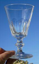 Baccarat / St Louis - Verre à eau en cristal taillé, modèle Caton. XIXe s