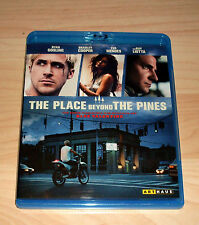 Blu Ray Film - The Place beyond the Pines - Ryan Gosling - Bradley Cooper