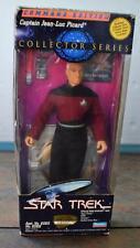 Nib 1994 Playmates Star Trek Command Edition Captain Jean Picard Figurine #6066