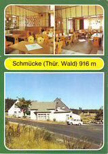 AK, Gehlberg Kr. Suhl, Betriebserholungsheim Schmücke, drei Abb., 1988