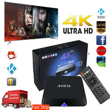 Smart TV Box M8S 4K HDMI 2G+8G Amlogic S812 Quad Core Android 4.4  US Seller