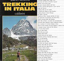 TREKKING ITALIA MORONI CALORE NEBRODI OROSEI POLLINO OROBIE GRIGNE LADINI CAMUNI