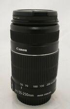 (75377) Canon 55-250 Camera lens