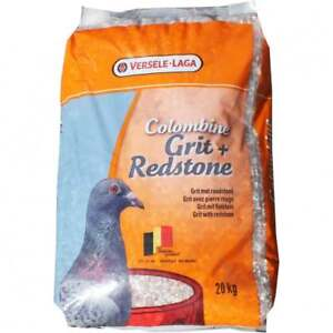 Versele Laga Colombine Grit and Redstone for Pigeons 20kg