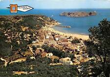 Spain Estartit Costa Brava The Medas Islands Inbockground General View