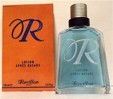 Revillon R After Shave Lotion Splash 3.3 oz NEW