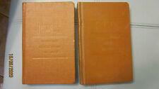 Vintage Post Engineer Account Books Ledger No 594F & Dietzgen #410F