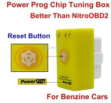 Power Prog For Benzine Gasoline Cars Better Than Nitro obd2 ECU Chip Tuning Box