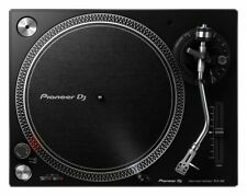Pioneer DJ PLX-500 High Torque Direct Drive Turntable With S-Tonearm Black W/USB