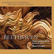 Beethoven: Piano Concerto No. 3; Mass in C major Super Audio CD (CD,...