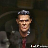 SFABS Deadpool Cable Josh Brolin 1/12 Scale Head Sculpt