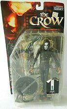 McFarlane Toys Movie Maniacs 2 Eric Draven The Crow figure 1999 New Sealed