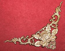 Chinesische Decoration, Ornamente, Eck Beschläge Verzierung.