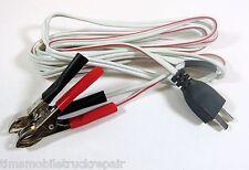 Honda Generator EU1000I EU2000I EU3000I 10FT DC Charging Cable 32660-894-BCX12H