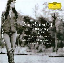 Tchaikovsky, Liszt: First Piano Concertos (CD, Sep-2010, Deutsche Grammophon)