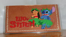 LILO & STITCH CHECKBOOK COVER. TV CARTOONS. DISNEY. FREE SHIPPING
