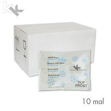 10x KK Kälte-Sofort-Kompresse 14x18 cm Kühlkompresse Kühlakku Kompresse Eispack
