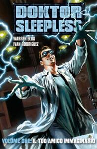 SC01 - Fumetto - Panini Comics - Doktor Sleepless 2 - Come Nuovo !!!