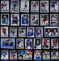 1992-93 Upper Deck Hockey Cards Complete Your Set Pick From List 221-638