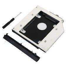 "2.5"" 2nd SATA HDD SSD Caddy for HP EliteBook 6930p 8440p 8530p 8540w 8730w 8740w"