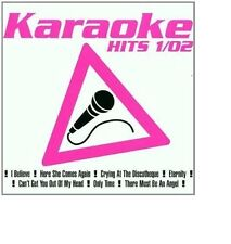 KARAOKE HITS 1/02: I believe Here she comes again Crying at the DISCOTHEQUE NEUF